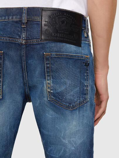 Diesel - D-Strukt 009NT, Medium blue - Jeans - Image 4