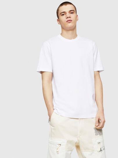 Diesel - T-KIRILL, White - T-Shirts - Image 1