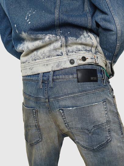 Diesel - Tepphar 084AQ, Light Blue - Jeans - Image 4