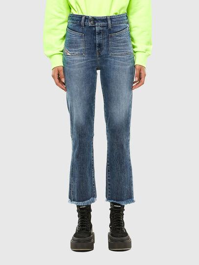 Diesel - D-Earlie 0098W, Medium blue - Jeans - Image 1