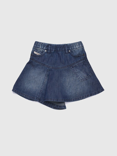 Diesel - GRINSKIB, Medium blue - Skirts - Image 1