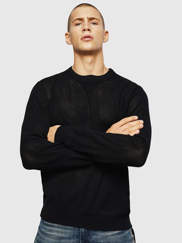 K-RIO, Black - Knitwear