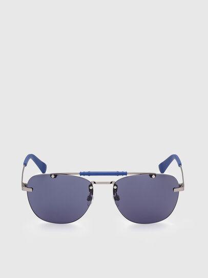 Diesel - DL0340, Blue - Sunglasses - Image 1