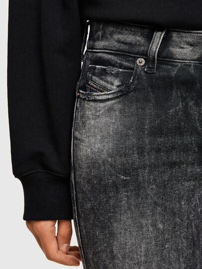Diesel - D-Jevel 009PX, Black/Dark grey - Jeans - Image 3