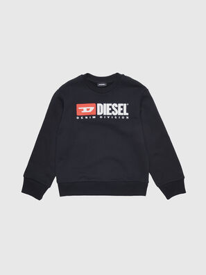 SCREWDIVISION OVER, Black - Sweaters