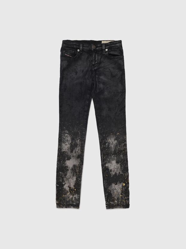 SKINZEE-LOW-J JOGGJEANS-N, Black/Dark grey - Jeans