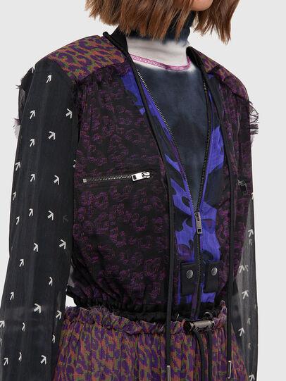 Diesel - D-ILA, Black - Dresses - Image 3