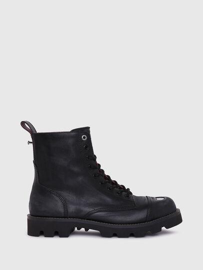 Diesel - D-KONBA CB, Black - Boots - Image 1