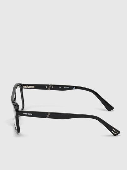 Diesel - DL5370, Black - Eyeglasses - Image 3