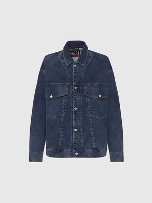 D-RAF-SP JOGGJEANS, Medium blue - Denim Jackets