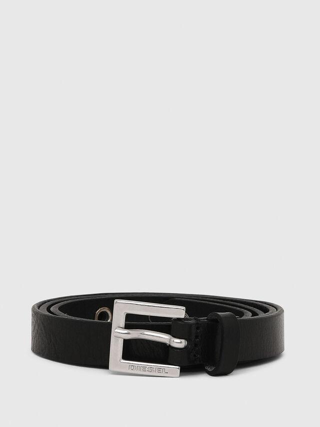Diesel - B-GROM, Black - Belts - Image 1