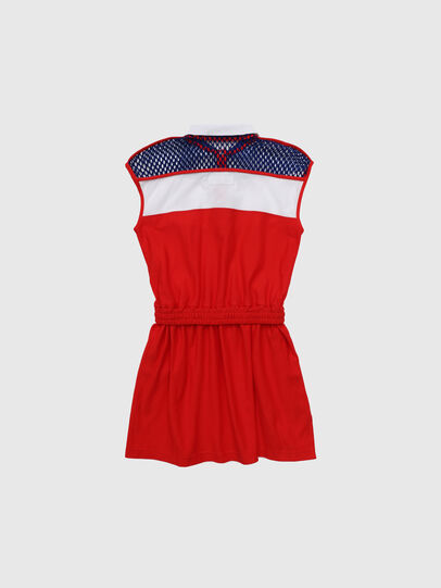 Diesel - DREIA, Red/White - Dresses - Image 2