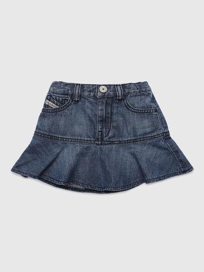 Diesel - GEBETIB, Medium blue - Skirts - Image 1
