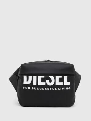 F-BOLD CROSS II, Black - Travel Bags