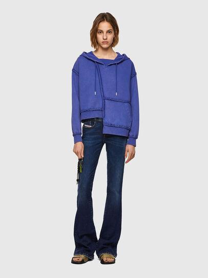 Diesel - F-MIKKY, Violet - Sweaters - Image 5