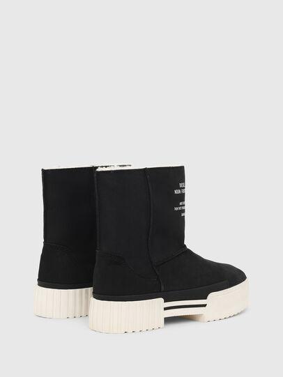 Diesel - H-MERLEY AB, Black - Ankle Boots - Image 3