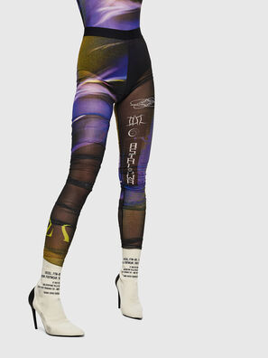 P-ASRIN-D, Multicolor - Pants