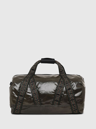 Diesel - ARMDUFFLE, Olive Green - Travel Bags - Image 2