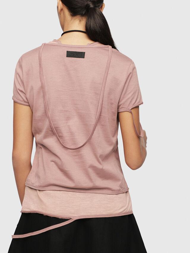 Diesel - T-EMIKO, Face Powder - T-Shirts - Image 2