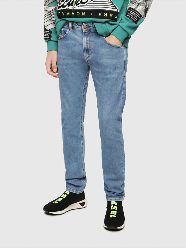 Diesel - Thommer 087AR, Light Blue - Jeans - Image 1