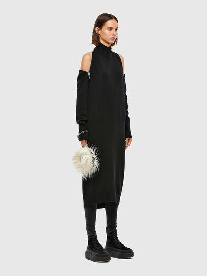 Diesel - M-TABATHA, Black - Dresses - Image 6