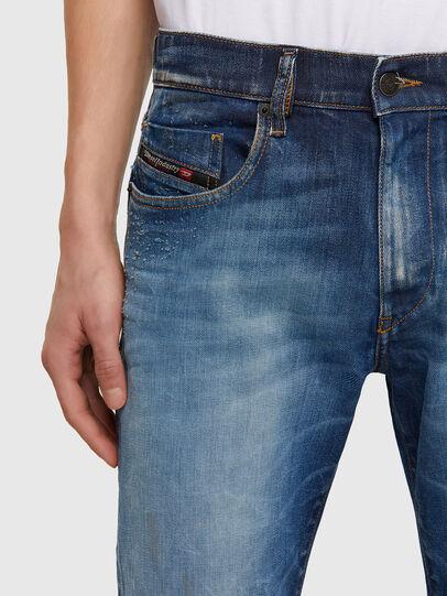 Diesel - D-Strukt 009NT, Medium blue - Jeans - Image 3