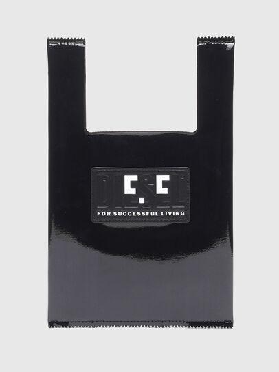 Diesel - GAR BAG XS, Black - Shopping and Shoulder Bags - Image 1