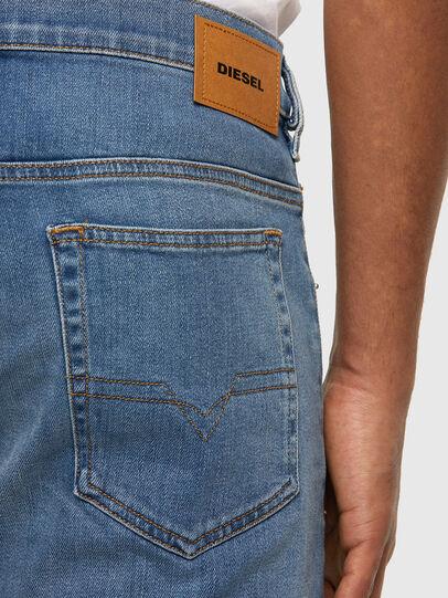 Diesel - D-Yennox 009EK, Light Blue - Jeans - Image 3