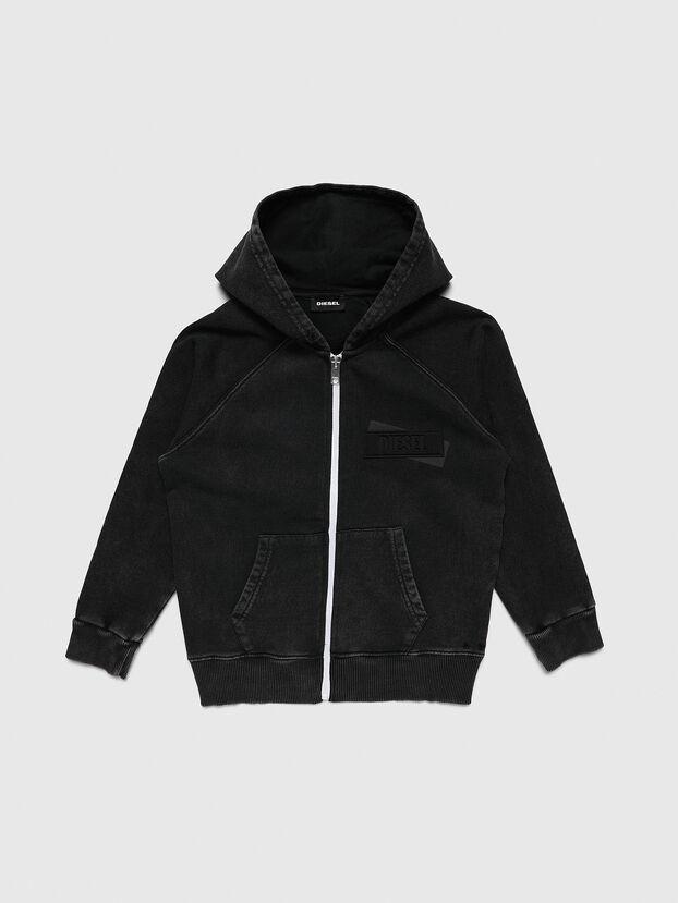 SGIMHOODZIP, Black - Sweaters