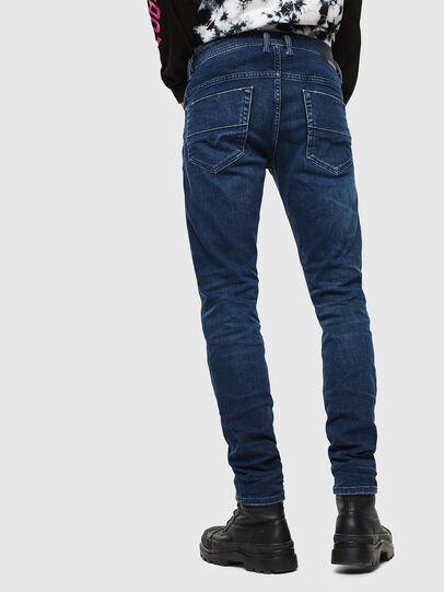 Diesel - Thommer 0095T, Dark Blue - Jeans - Image 2