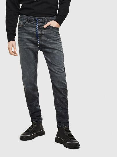 Diesel - D-Vider JoggJeans 069MD, Dark Blue - Jeans - Image 1