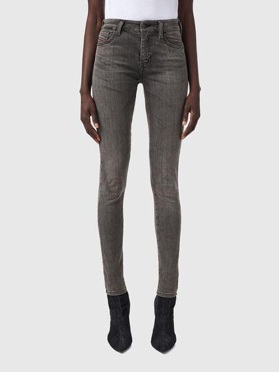 Diesel - Slandy 069XW, Black/Dark grey - Jeans - Image 1