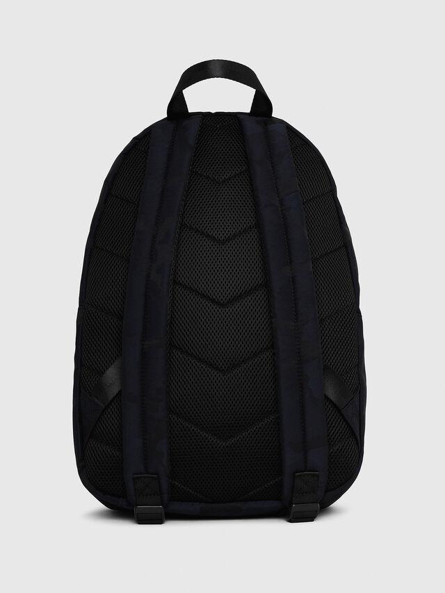 Diesel - F-DISCOVER BACK, Blue - Backpacks - Image 2