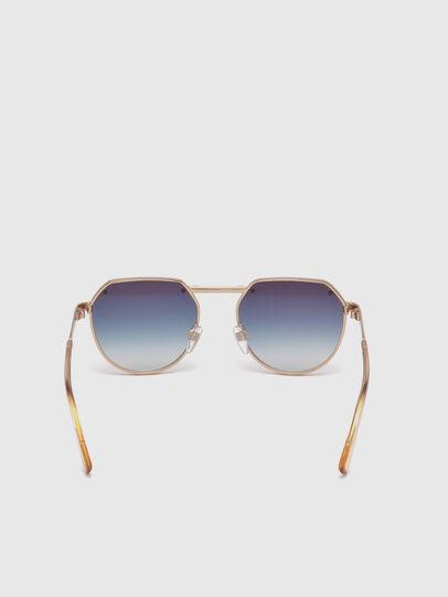 Diesel - DL0260, Pink - Sunglasses - Image 4