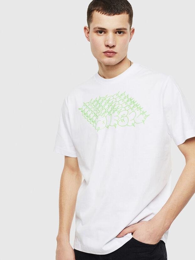 T-JUST-T20, White - T-Shirts