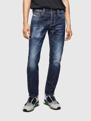 Larkee-Beex 083AU, Dark Blue - Jeans