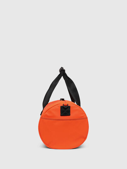 Diesel - F-BOLD DUFFLE, Orange - Travel Bags - Image 3