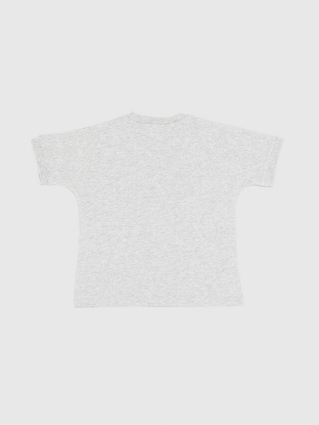 Diesel - TUPIB-R, Grey - T-shirts and Tops - Image 2