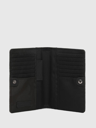 Diesel - ORGANIESEL, Black Jeans - Small Wallets - Image 3