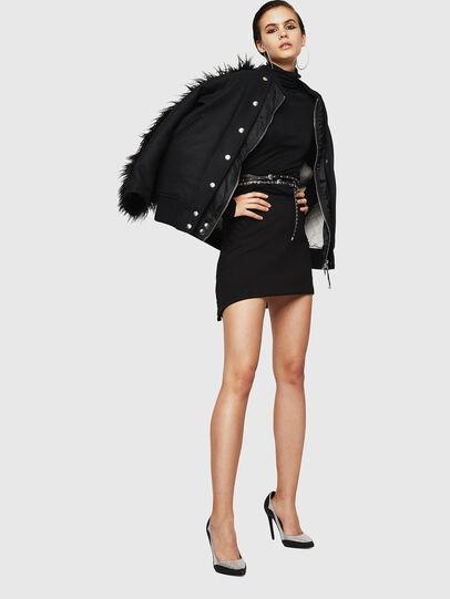 Diesel - ONAT, Black - Skirts - Image 6