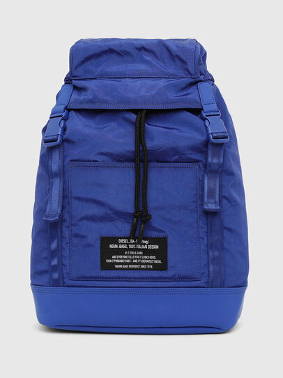 Diesel - F-SUSE BACKPCK, Blue - Backpacks - Image 1