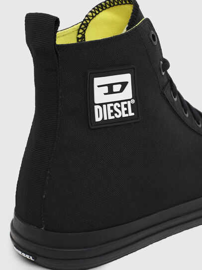 Diesel - S-ASTICO MID CUT, Black - Sneakers - Image 4