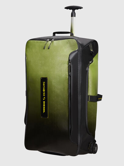 Diesel - KA2*69010 - PARADIVE, Black/Yellow - Duffles with wheels - Image 1