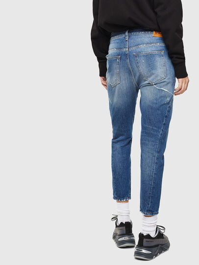 Diesel - Fayza 0097B, Medium blue - Jeans - Image 2