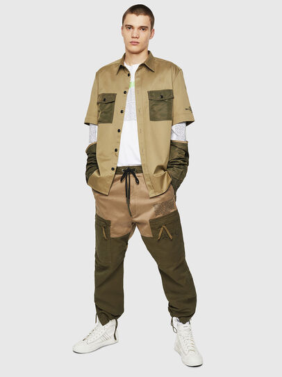Diesel - P-LUKK, Military Green - Pants - Image 6