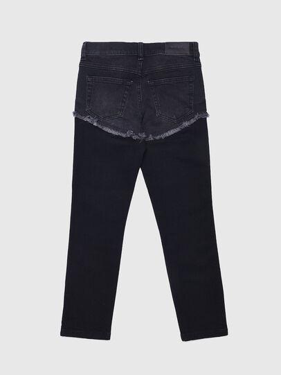 Diesel - BABHILA-J SP, Black - Jeans - Image 2