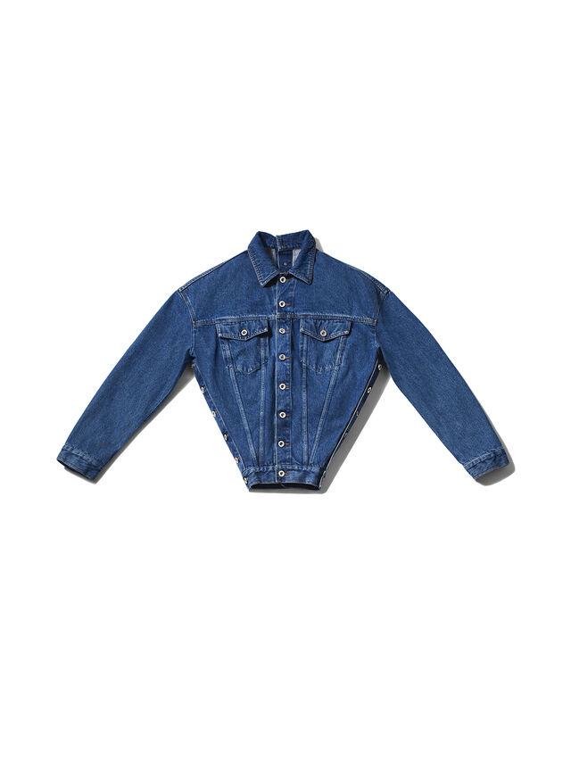 Diesel - GMJK02, Blue Jeans - Jackets - Image 1