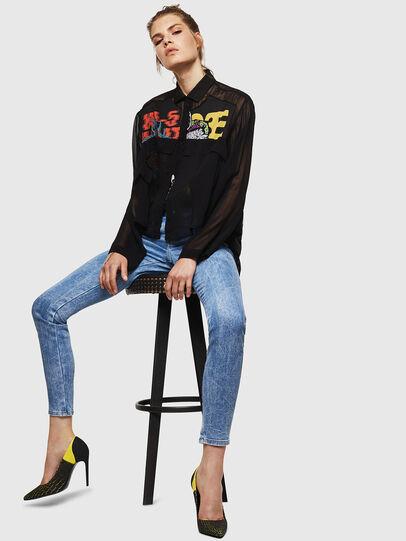 Diesel - Gracey JoggJeans 0870P,  - Jeans - Image 4
