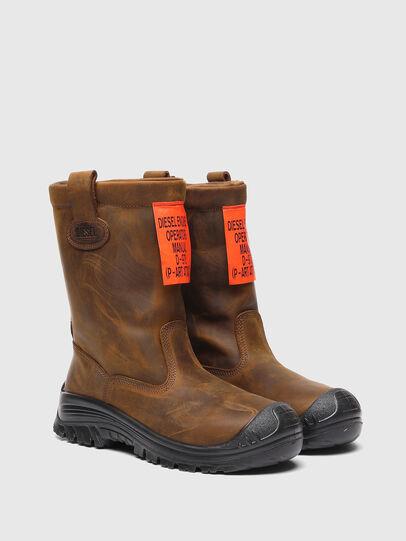Diesel - H-WOODKUT CH, Brown - Boots - Image 2