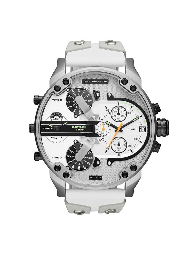 Diesel - DZ7401, White - Timeframes - Image 1